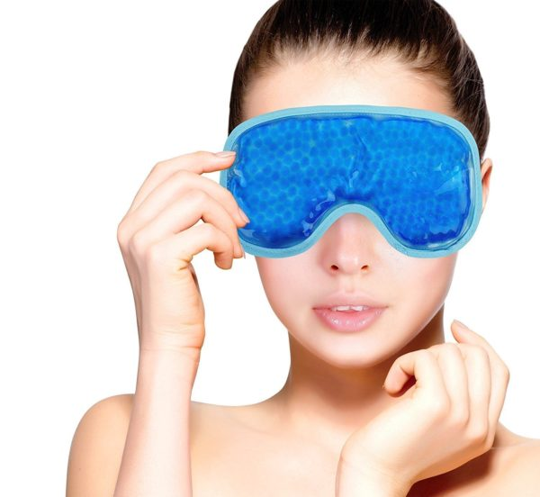 FOMI Cold Gel Bead Eye Mask
