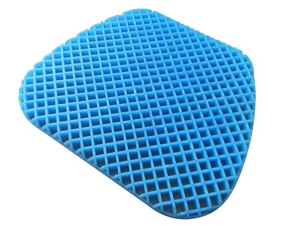 "FOMI Gel Orthopedic Seat Cushion Pad | 17"" x 15"""