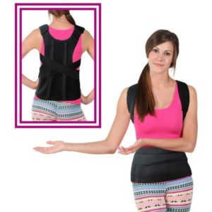 FOMI Full Back Posture Corrector Clavicle Support - FoMI Care