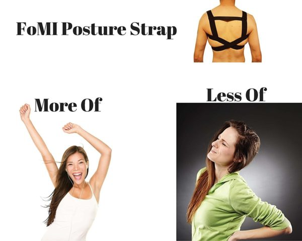 FOMI Shoulder Posture Corrector - FoMI Care