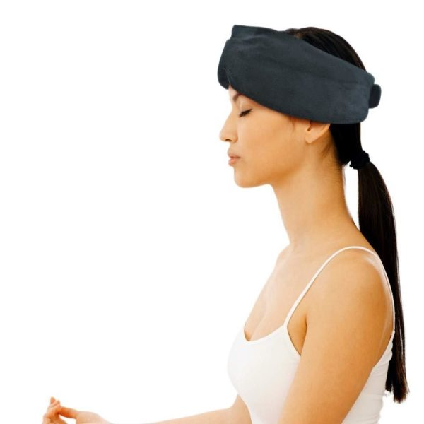 FOMI Hot Weighted Eye Mask and Head Wrap - FoMI Care